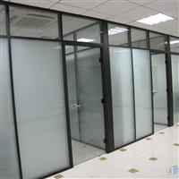 太原晋源定制玻璃门隔断及维修