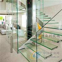 栈道 楼梯 过道 防滑玻璃