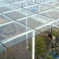 天津玻璃雨棚安装