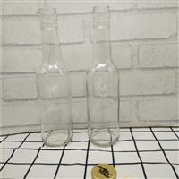 小口玻璃白酒瓶红酒瓶玻璃瓶