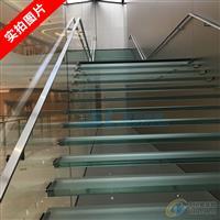 防滑地面玻璃 楼梯 踏步 栈道