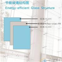 明事达的节能玻璃