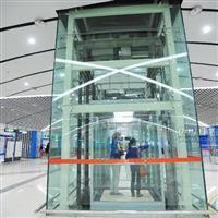 惠城观光电梯玻璃安装更换维修