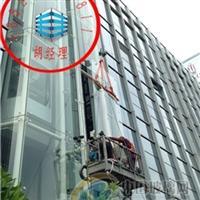 惠州幕墙维修公司 外墙玻璃安装