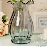 竖条纹花瓶