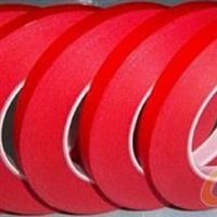 红色高温美纹胶带