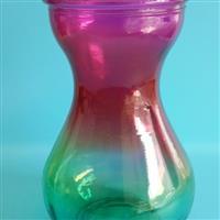 玻璃瓶花瓶风信子花瓶