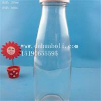 500ml丝口牛奶玻璃瓶