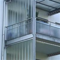 钢化U型幕墙玻璃 厂家批发