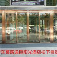 南宁玻璃门 玻璃感应门专业定制安装