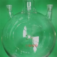 上海玻璃仪器玻璃三口烧瓶