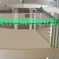 各种角度拼接粘接玻璃柜制作