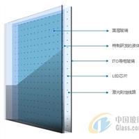 LED智能玻璃