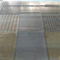 夹铁丝铁网玻璃