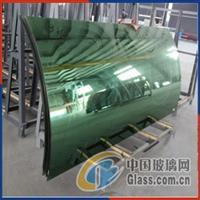 弯钢镀膜玻璃