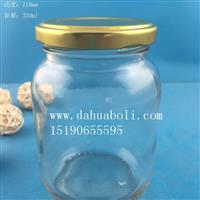 徐州生产商300ml麻辣酱玻璃瓶