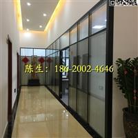 深圳市哪里有双层玻璃百叶隔断的厂家