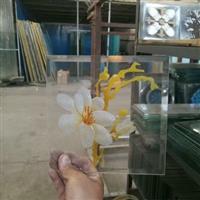 供应各种花型门芯玻璃