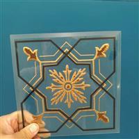 冰雕门芯玻璃 亚立门芯系列沙雕门芯系列等