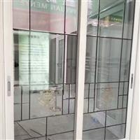 移门玻璃 淋浴房玻璃 门窗装饰玻璃 可定制图案
