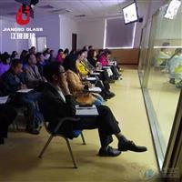 福建学校录播室单向玻璃 微格室单面镜