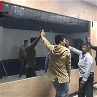 贵州公安局审讯室单向玻璃 单面玻璃