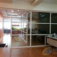 厂家销售批发办公玻璃隔断铝型材