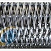 不锈钢网带 压扁式网带 退火炉网带 山东厂家