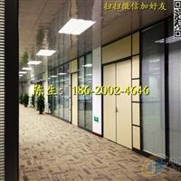 2017深圳成品铝合金玻璃隔墙价格