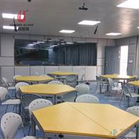 学校微格教室单向透视玻璃 微格实训室单面镜 原子镜