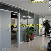 深圳成品铝合金玻璃隔墙