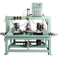 高效精准YY-302全能型三磨头玻璃磨圆机