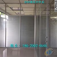 珠海铝合金型材玻璃隔断