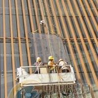 南海高空玻璃安装 高空维修 高空装玻璃