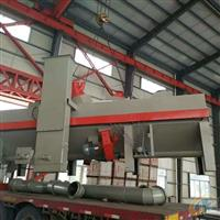 喷砂机厂家 佛山大型铝材表面处理喷砂机 钢结构抛丸机