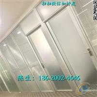深圳办公室成品玻璃隔断厂家