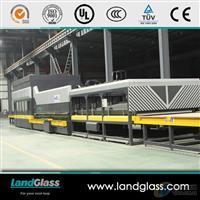 兰迪双曲面玻璃钢化设备
