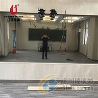 江玻厂家直销 互动教室单向玻璃 互动教室玻璃