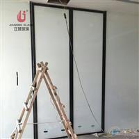 厂家直销 电控调光玻璃 雾化玻璃 投影玻璃