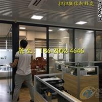 深圳办公室玻璃加百叶窗隔墙什么价格