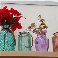 石英玻璃成品 花瓶新沂有