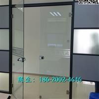 深圳办公室隔断百叶玻璃