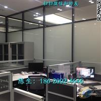 惠州双玻璃百叶隔断宽度