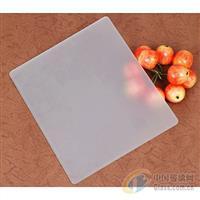 2-15mm白色钢化丝印玻璃