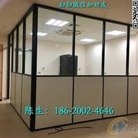 深圳成品办公室隔断照片