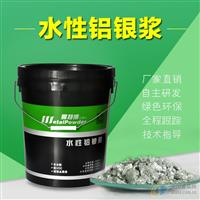 厂家直销 曼特博水性铝银浆 白亮度高 免费小样