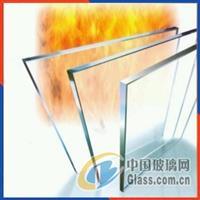 铯钾防火玻璃