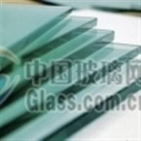 供应4、5、6mm建筑钢化玻璃