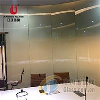 电控液晶调光玻璃 通电透电断电雾化
