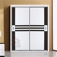 衣柜門板 玻璃插條拼接